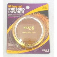 Nicka K Mineral Pressed Powder - Chocolate MP102