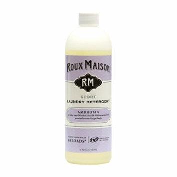 Roux Maison Sport Laundry Detergents, Ambrosia, 16 oz