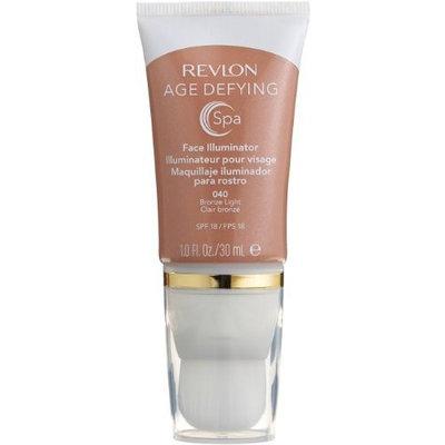 Revlon Age Defying Spa Face Illuminator, Bronze Light, 1-Fluid Ounce