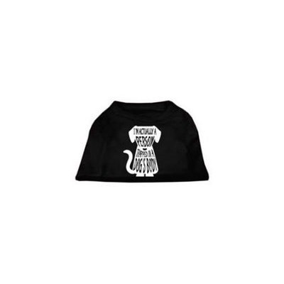 Ahi Trapped Screen Print Shirt Black Lg (14)