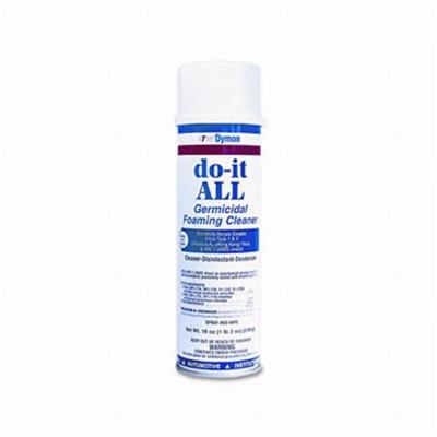 Dymon 08020EA do-it-ALL Germicidal Foaming Cleaner 20oz Aerosol Can