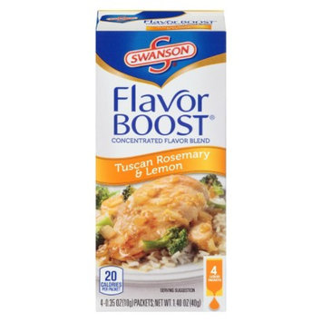 Campbell's Swanson Soup Company Flavor Boost Tuscan Rosemary & Lemon