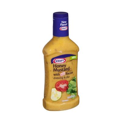 Kraft Honey Mustard with Oscar Mayer Bacon Dressing & Dip