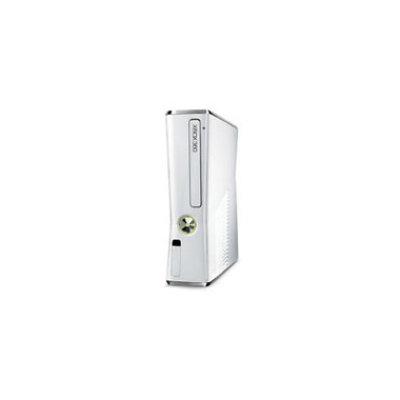 Xbox 360 (S) 4GB System - White (GameStop Premium Refurbished)