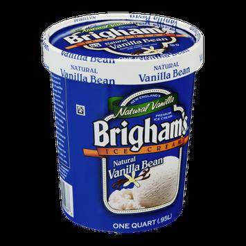Brigham's Ice Cream Natural Vanilla Bean