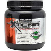 Scivation XTend Intra-Workout Catalyst Green Apple Explosion Dietary Supplement
