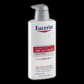 Eucerin Diabetics' Dry Skin Relief Body Lotion