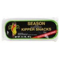 Season Peppered Kipper Snacks, 3.25-Ounce Tins (Pack of 12)