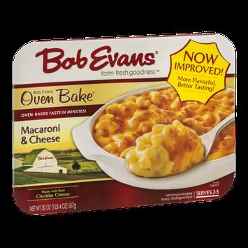 Bob Evans Oven Bake Macaroni & Cheese