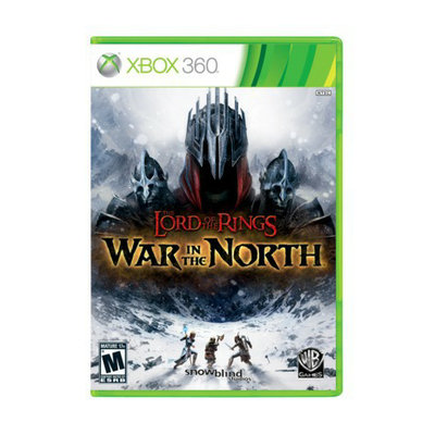 Warner Brothers The Lord of the Rings: War in the North (Xbox 360)