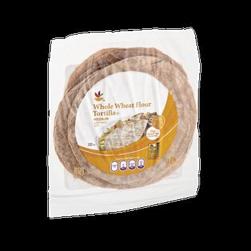 Ahold Whole Wheat Flour Tortilla - 10 CT