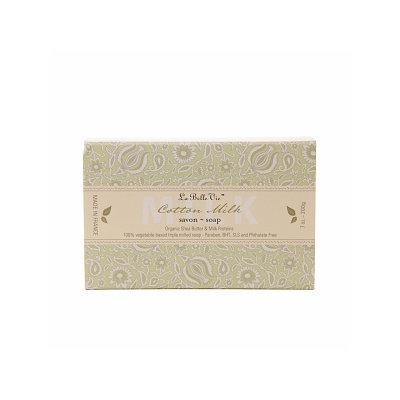La Belle Vie Cotton Milk Triple Milled Soap