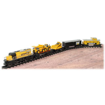 Caterpillar Construction Express Train