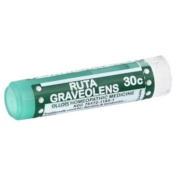 Ollois Homeopathic Medicine - Ruta Graveolens 30 C - 80 Pellets