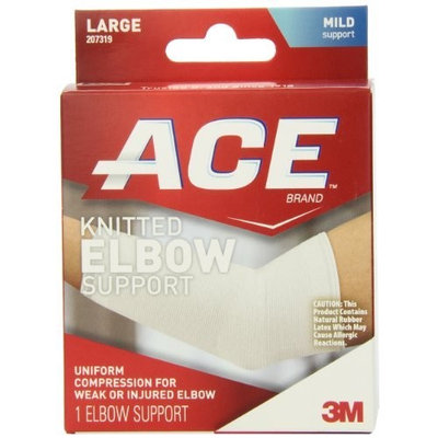 3M Ace Knitted Elbow Support, Large