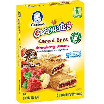 Gerber Graduates for Toddlers Cereal Bars