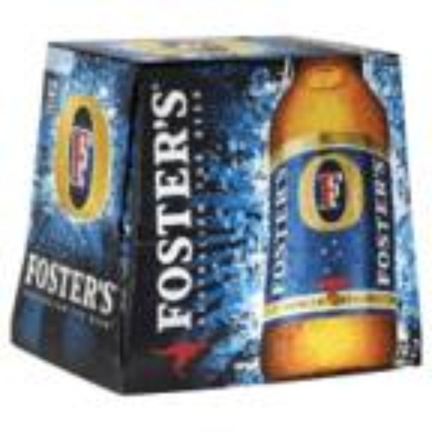 Foster's Beer