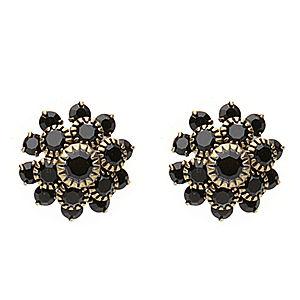 Elizabeth Cole Jewelry Crystal Burst Earrings