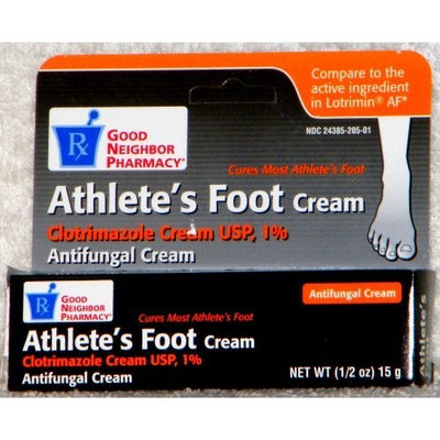 Good Neighbor Pharmacy Athlete's Foot Cream