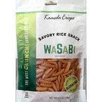 Kameda Crisps No Peanuts Wasabi Flavor, 3.5-Ounce (Pack of 12)