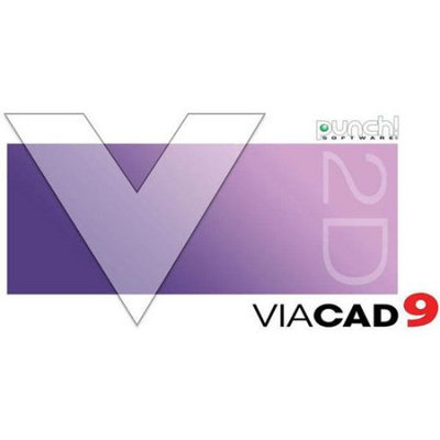 WD Encore 8114918 Punch ViaCAD 2D V9 for PC (Email Delivery)