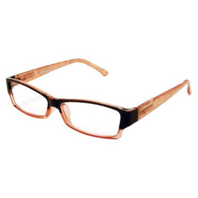 Foster Grant Colleen Reading Glasses - Crystal Peach (+1.25)