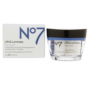 Boots No7 Lift & Luminate Day Cream