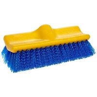 Rubbermaid Commercial Products Rubbermaid Commercial FG633700BLUE Bi-Level Floor Scrub, Blue