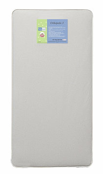 Baby Luxe L.A. Baby Babyluxe Ortho I 2-in-1 Crib Mattress