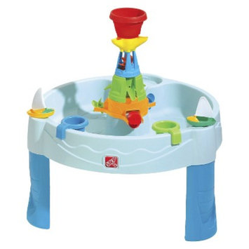 Step 2 Step2 Water Works Water Table