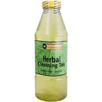 Naturally Klean Liquid Herbal Cleansing Tea, Lemon Lime Flavor 20 oz