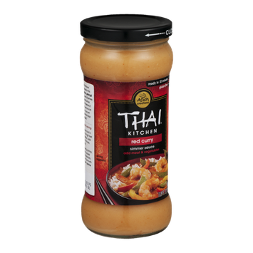 Asian Creations Thai Kitchen Simmer Sauce Red Curry
