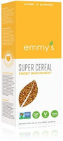 Emmy's Organics Super Cereal Sweet Buckwheat 11 oz - Vegan