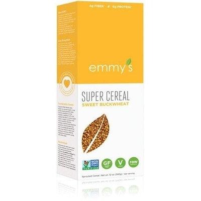 Emmy's Organics Super Cereal Sweet Buckwheat 11 oz - Vegan