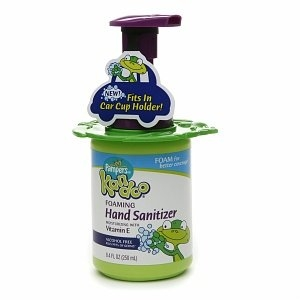 Pampers Kandoo Foaming Hand Sanitizer