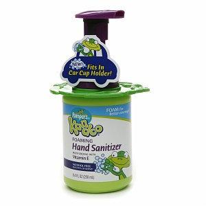 Pampers® Kandoo Foaming Hand Sanitizer
