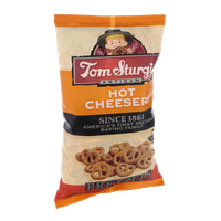 Tom Sturgis Hot Cheesers Pretzels