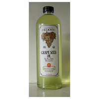 Natural-ease Organic Grapeseed Oil Cold Pressed and refined. 16.65Oz. Fresh, Clean, Light Flavors and high heat.