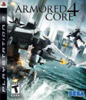 Sega of America Armored Core 4