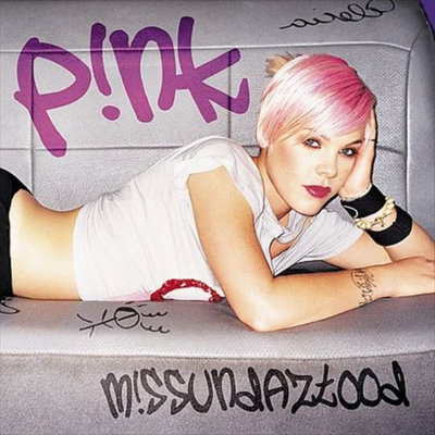 Arista Records P!nk ~ M!ssundaztood (new)