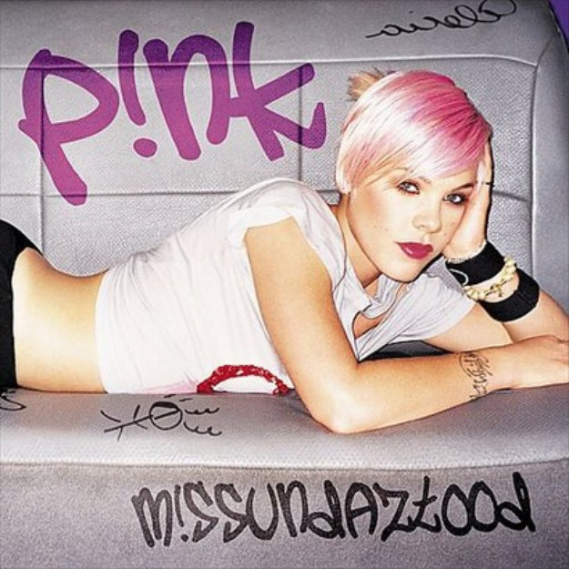 Arista Records P!nk ~ M!ssundaztood (new)