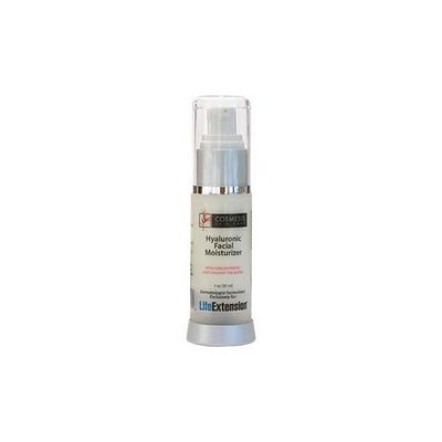 LifeExtension Hyaluronic Facial Moisturizer 1 Ounces