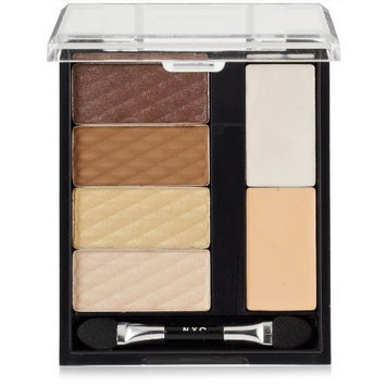 N.Y.C. York Color Individualeyes Custom Compact, Central Park for Green Eyes, 0.051 Ounce []