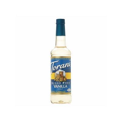 Torani Sugar-Free Vanilla Syrup