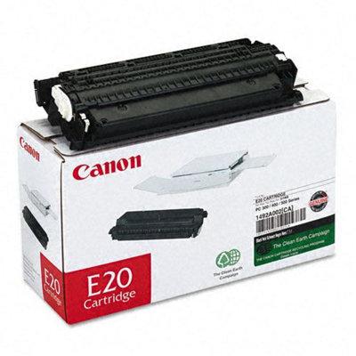 Canon E20 (E-20) Toner Cartridge, Black