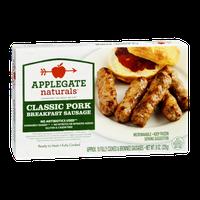 Applegate Naturals Breakfast Sausage Classic Pork