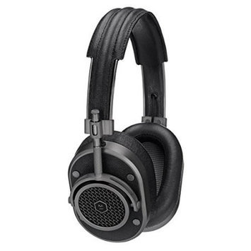 Master Dynamic Master & Dynamic MH40 Over-Ear Headphones - Gunmetal/Black