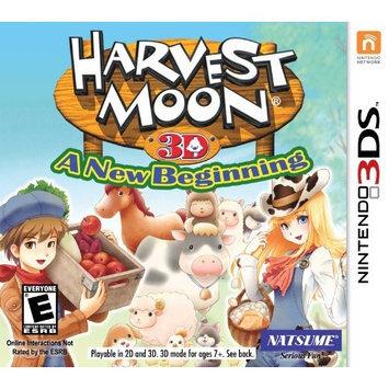 Natsume Harvest Moon 3D: A New Beginning - Nintendo 3DS