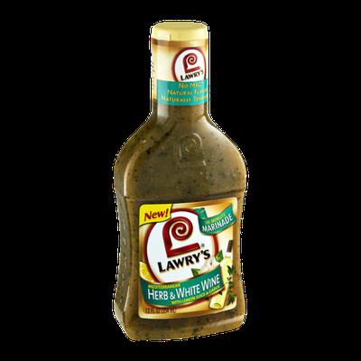 Lawry's Mediterranean Herb & White Wine with Lemon Juice & Garlic Marinade