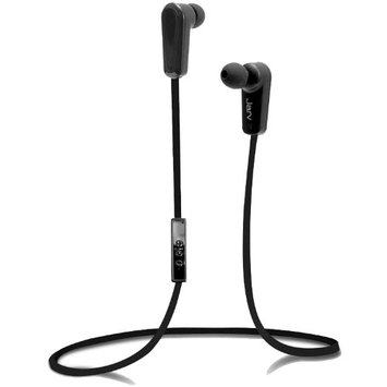 Jarv NMotion Bluetooth Stereo Earbuds - Black